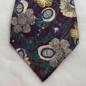 """Robert Talbott Studio Rodes  Silk Necktie  59"""""""